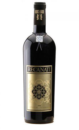RecanatiSpecialReserve2004